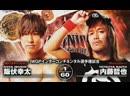 NJPW Dominion 6.9 Kota Ibushi vs Tetsuya Naito highlights