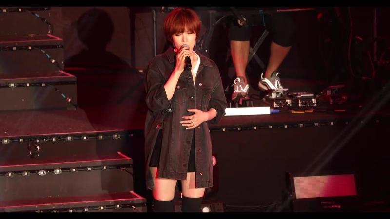 18.08.24 Gummy - Someone Dear Is Far Away Sunny OST - JTN Live Concert