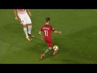 Bernardo Silva Is Just unbelievable || Best Skills Ever ||