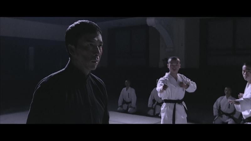 Ип Ман против десятерых