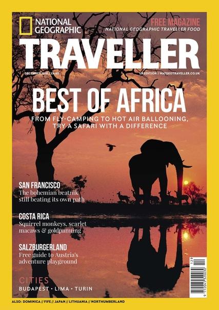 National Geographic Traveller UK - December 2018