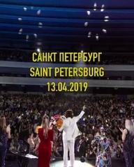 """on Instagram: """"#Repost @fkirkorov • • • • • • Ну вот мы и доехали до любимого и дорогого мне города САНКТ ПЕТЕРБУРГ с нашей Премьерой..."""