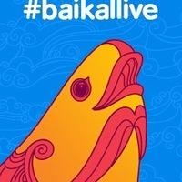 Логотип Baikal Live / арт-фестиваль на Байкале