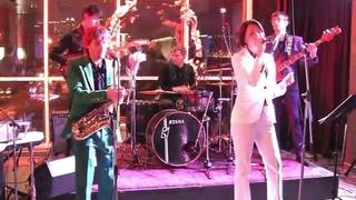 Tanya Gulyaeva & Alex Band+ в кафе «ФЕСТА Холл» на Юбилее Елены  г.