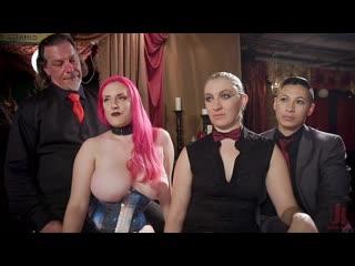 Aiden Starr, Krissy Lynn, Avi Love [Kink. Anal,BDSM, Bondage, Groupsex]