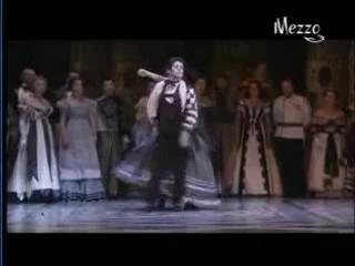 Балет (названия не знаю) Комический номер