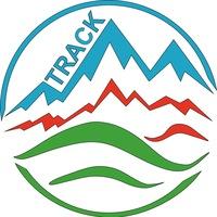Логотип TRACK - походы, активный отдых / Краснодар