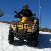 Прокат квадроциклов и снегоходов Гора Белая