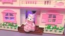 КУКОЛЬНЫЙ ДОМИК Anbeiya Family. Dollhouse. Играем в куклы. Видео для детей. Video for kids.