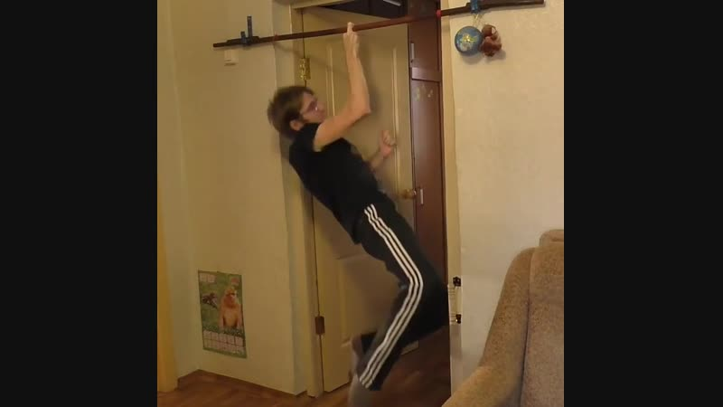 One Arm Pull-Ups   @kobelev_andrei_sw