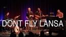 Toine Thys Trio Ft. Hervé Samb - Don't Fly LANSA - Live @ Studio de l'Ermitage, Paris