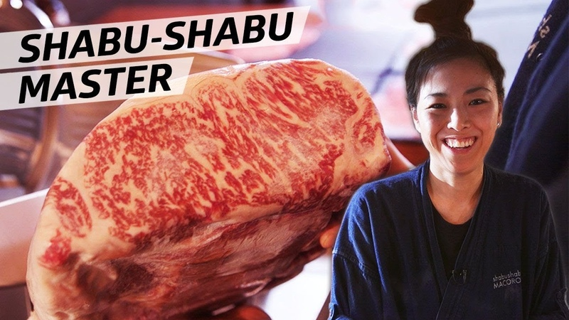 Chef Mako Okano Serves the World's Only Shabu Shabu Omakase Omakase