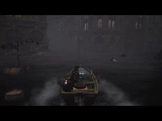 The sinking city – геймплейный ролик