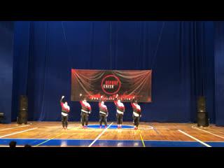 HIP-HOP UNITE RUSSIA 2019 - 1 место (OldStars г.Красно