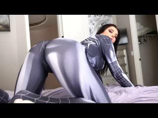Crystal knight - seduced by spiderwoman femdom