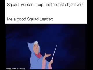 Battlefield V Squad leader