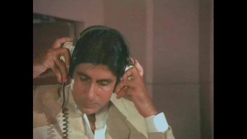 Расплата за преступление Aakhree Raasta 1986 Индия Radio SaturnFM