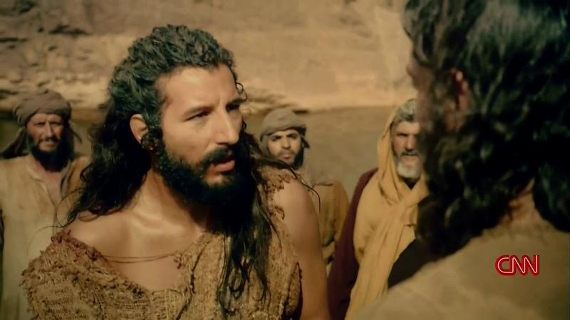 Finding Jesus Эпизод 1 Богоявление Крещение Иисуса Христа в реке Иордан