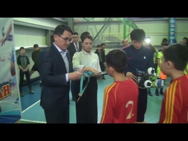 Марапаттау.Футзалдан Казалы футбол федерация кубоги 2006-2007 аралыгындагы ашык турнир