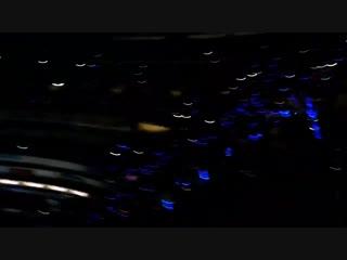 181107 sapphire blue on telehit awards