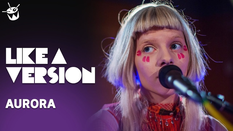 AURORA - The Seed (live for Like A Version)