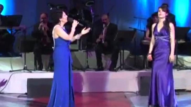 Анаит Саакян - Ева Тащян - Гишер церек