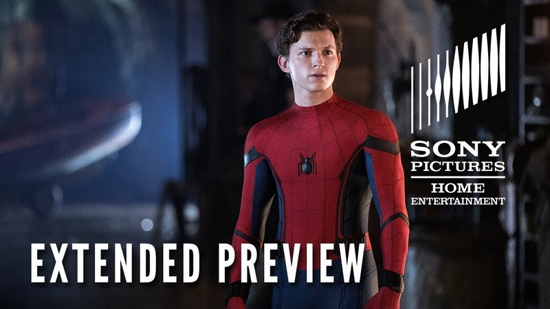 SPIDER-MAN: FAR FROM HOME - Now on Digital! 9 Minute Extended Clip