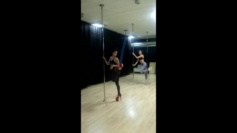 Pole Exotic в Белгороде / студия танца Vanili