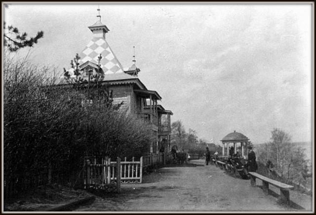 Деревянные здания старой Вятки. 7 утраченных шедевров архитектуры., изображение №15