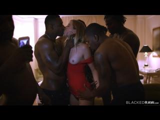 Haley reed (pass me around)[2018, anal creampie, double penetration, orgy, facial, deepthroat, creampie, interracial, 1080p]