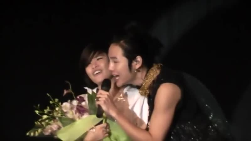 100424 Jang KeunSuk Fanmeeting Surprise Event