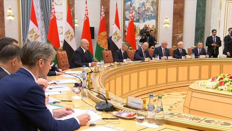 От компьютерных игр до электробусов - что Беларусь готова производить совместно с Египтом