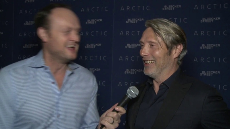 Mads Mikkelsen talks Arctic punching James Bond's nuts and destroying the Death Star