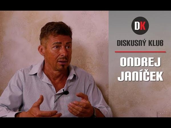 Ondrej Janíček v Príbehoch DK