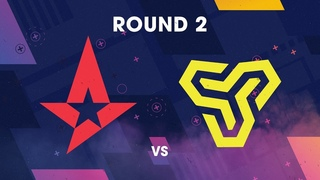 BLAST Pro Series Istanbul 2018 - Round 2 Astralis vs. Space Soldiers