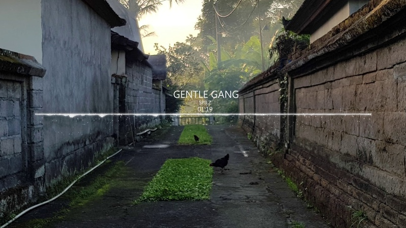 SPILZ GENTLE GANG 170 BPM 3 4 BEAT