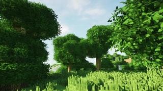 Minecraft с технологией трассировки лучей - невероятная фотореалистичная архитектура рендеринга