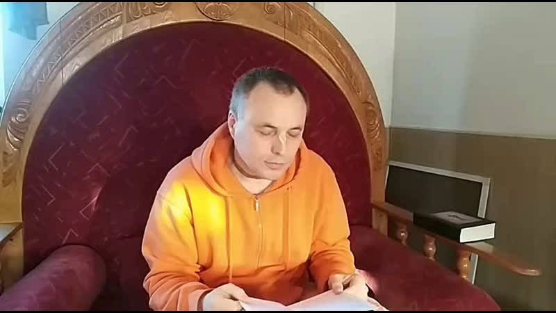 Нанда Кумар дас День явления Бхагавад Гиты