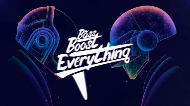 Daft Punk - Harder, Better, Faster, Stronger (Far Out Remix) [Bass Boosted]
