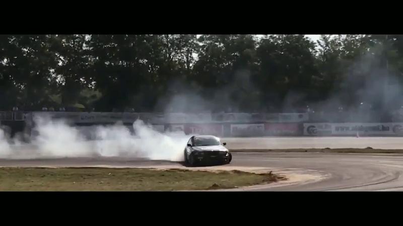 Красота на BMW / Автомобиль БМВ / Drift BMW on sound...