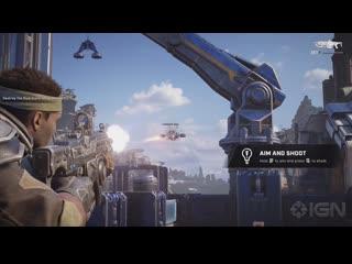 «Учебный лагерь» Gears 5 ознакомит новичков с механикой Gears of War.