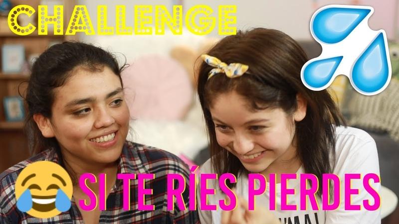 Karol Sevilla Adelanto Challenge si te ríes pierdes @AdelantoChallengeSiTeRiesPierdes