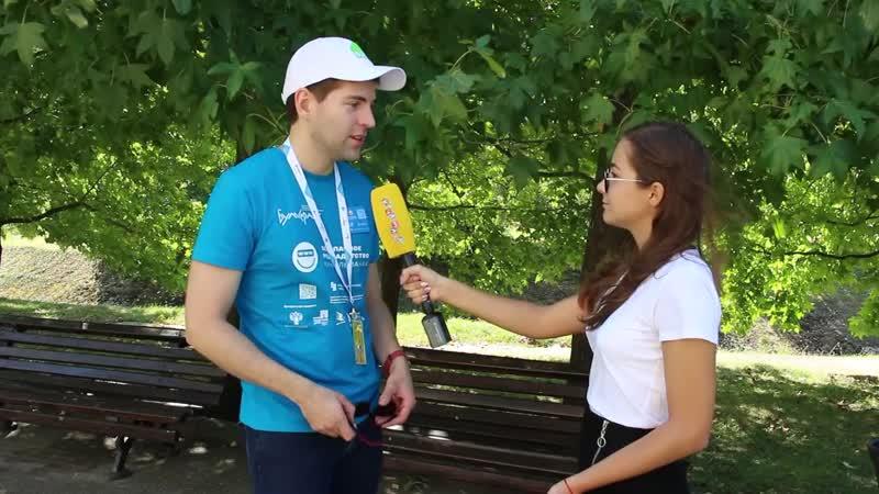 Дмитрий Борисов в Орлёнке