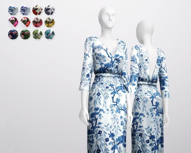 Повседневная одежда (платья, туники) - Страница 55 OFGTBz20TVI