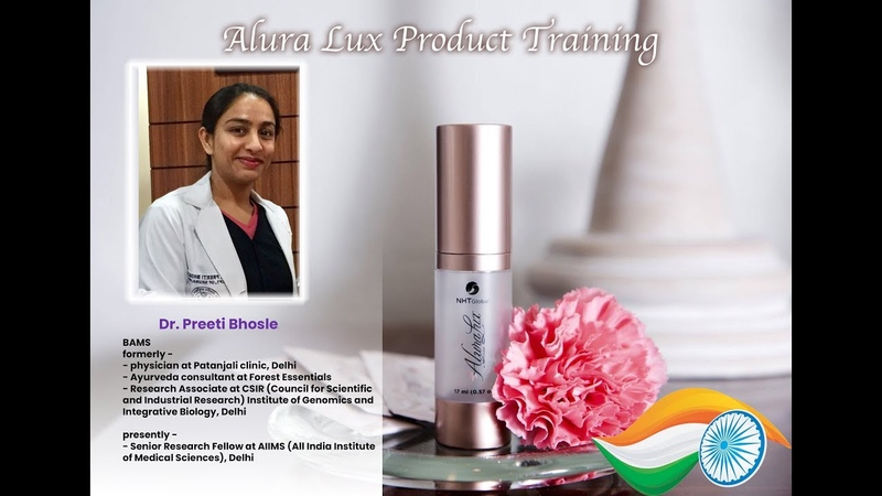 NHT Global Alura Lux Training Hindi