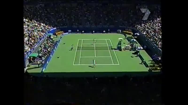 Australian Open 2000 SF Yevgeny Kafelnikov Rus Magnus Norman Swe
