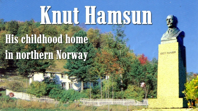 Knut Hamsun's home. Northern Norway