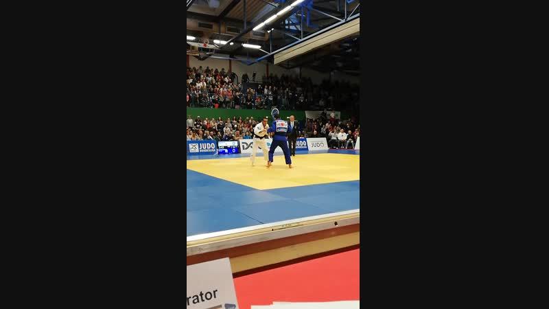 Safarov Zantaraia Judo Bundesliga Full