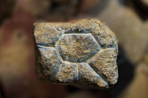 Небольшие гравюры, найденные в пещере, представляют собой одну из самых древних форм искусства