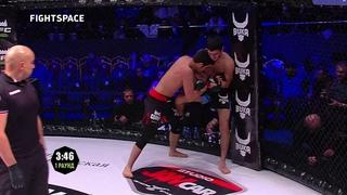 GFC 22: Мухаммад Даитбеков — Фарид Алибабазаде (Азербайджан)   Досрочная победа   MMA